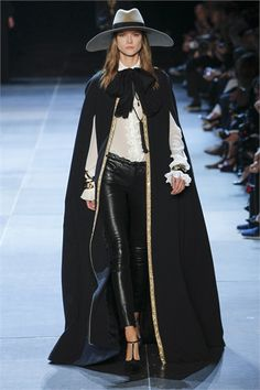 Saint Laurent - Spring Summer 2013 Ready-To-Wear - Shows - Vogue.it