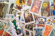 Os significados das cartas do tarô