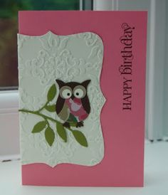 Julie's Japes - An Independent Stampin' Up! Demonstrator in the UK: Big Shot Top Note Die