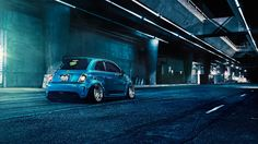fiat 500 abarth, hd car wallpapers and backgrounds