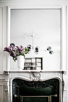 Exclusive: This Striking Parisian Apartment Had Us at Bonjour   MyDomaine