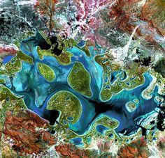 Lake Carnegie, Western Australia