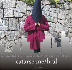 em primeiro lugar, você confirma que os sonhos são possíveis.  Veja nosso projeto para a próxima coleção. Precisamos da sua ajuda para ele acontecer: www.catarse.me/h-al Henrique Souza, obrigado por sua contribuição!