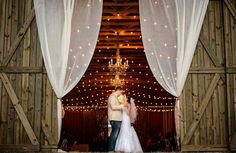 The Southern Barn at Lonesome G Ranch Beautiful Barn Wedding!