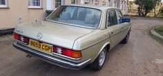 eBay: Mercedes w123 280e genuine 88k same owner since 1987 barn find #classiccars #cars
