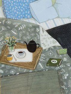 """Get Well Soon"" illustration by Yelena Bryksenkova"