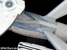 Star Trek: U.S.S. Enterprise NCC-1701-A (Giant Kit), Modell-Bausatz ... https://spaceart.de/produkte/st068.php