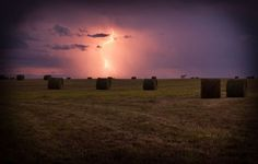 Prairie Lightning Storm. Photo #40 by Rachel Patterson