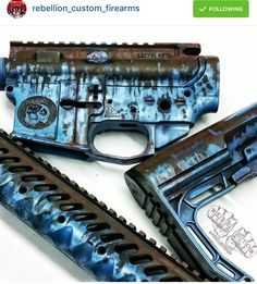 Custom AR paintLoading that magazine is a pain! Get your Magazine speedloader today! http://www.amazon.com/shops/raeind