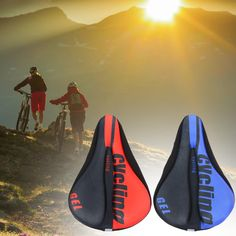 Bicycle Saddle Silicone MTB Road Mountain Bike Seats Saddles A Seat For A Bicycle Pad Cycle Parts Bicycle Accessory  #Affiliate