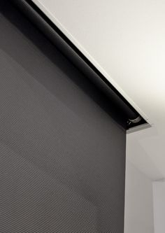 Groove: the roller blind hides   mycore®