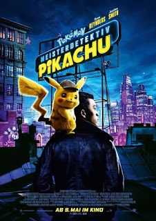 Download Detective Pikachu Sub Indo : download, detective, pikachu, Pokemon, Detective, Pikachu, (2019), Bluray, Subtitle, Indonesia, Pikachu,, Detective,, Pokémon