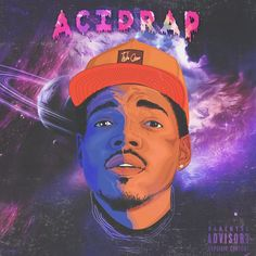 Chance the Rapper - Acid Rap [1024x1024] : freshalbumart