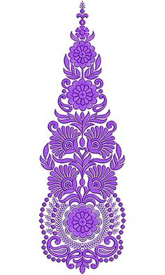 6614 Embroidery Neck Designs, Rose Embroidery, Embroidery Patterns, Machine Embroidery, Beautiful Rangoli Designs, Letter Stencils, Ethnic Patterns, Paisley Pattern, Paint Designs
