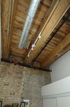 Candy Factory, Exposed Brick Walls, Polished Concrete, Wood Ceilings, Workout Rooms, Concrete Floors, Lofts, Toronto, The Neighbourhood
