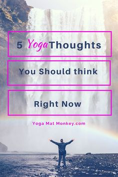5 simple yet profound thoughts that have changed my life...