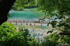 Ścieżka widokowa przy wodospadzie Skradinski Buk | CroLove.pl |