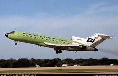 Photo of N300BN - Boeing 727-191 - Braniff International Airways