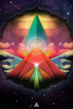 Tune In : Expanded - Jetters Visions / Sacred Geometry <3