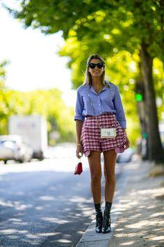 Paris Couture Week 2015 : les plus beaux looks de street style - Les Éclaireuses
