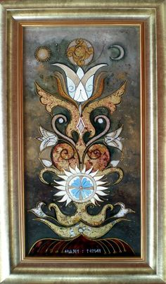 Dávid Júlia festőművész honlapja   Galéria   Üvegkompozíciók Homemade Tattoos, In A Little While, Barbarian, David, Roman Empire, Fractals, Stained Glass, Mandala, Illustration Art