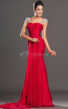 a704e8bf261 Off The Shoulder Evening Dress Red Prom Dresses 2017