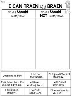Growth Mindset Activities: Encourage a Growth Mindset in your classroom with these FUN activities! This resource contains ENGAGING activities that help students understand and develop a growth mindset. Social Emotional Learning, Social Skills, Social Work, Coping Skills, Behavior Management, Classroom Management, Growth Mindset Activities, Growth Mindset Lessons, Growth Mindset Classroom