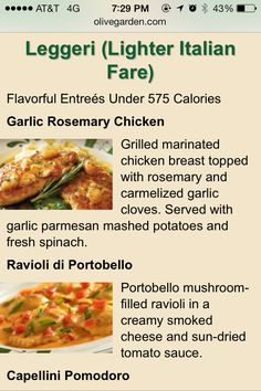 1000 Images About Light Healthy Restaurant Menu Choices On Pinterest Restaurant Healthy Menu
