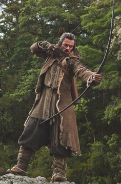 Luke Evans | Bard The Bowman | King Of Dale | The Hobbit | DOS | BOTFA