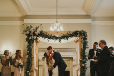 Danielle & Reid | Wedding Planning by Filosophi Events | Florals by Our Little Flower Company | Decor by Cahoots Creative | Photography by The Apartment Photo |