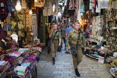 Holy City. Jerusalem, Israel © Andy Barton.
