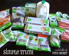 Fred Meyer – Simple Truth products affordable, healthy   enter to win a $50 Fred Meyer gift card Copyright © QueenBeeCoupons