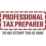 Professional Tax Preparer