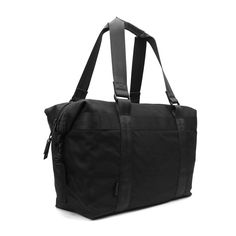 Utility Tote - 3sixteen 2016 Special Edition Waxed Canvas - Black