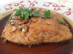 Chinese-Style Flavorful Salmon Recipe - Food.com