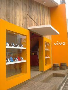 Estande VIVO para feira Expointer 2011. Esteio/Brasil. @Desigual Arquitetura Criativa