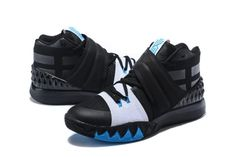 "79712e48f119 Cheap Nike Kyrie Hybrid ""Opening Night"" Black White Blue For Sale"