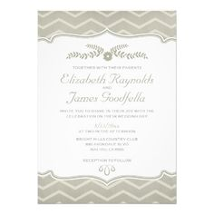 ShoppingIvory Zigzag Wedding Invitations Invitationslowest price for you. In addition you can compare price with another store and read helpful reviews. Buy