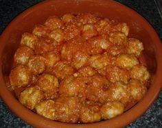 Una deliciosa receta de Salsa para albóndigas para #Mycook http://www.mycook.es/receta/salsa-para-albondigas/