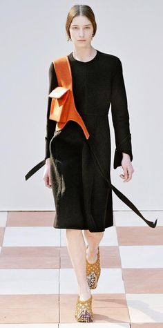 Runway Looks We Love: Céline - Fall/Winter 2015 from #InStyle