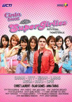 "FTV ""CINTA BUAT SUPER GIRLIES"". Selasa, 4 Sep, 12.30 WIB @OfficialRCTI @MEGASINEMARCTI Cast @ChristLaurent. Directed by : @tnawilis"