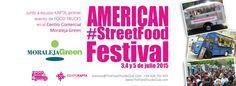 American Street Food Festival en Moraleja Green julio 2015