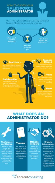 How To Choose a Salesforce Administrator