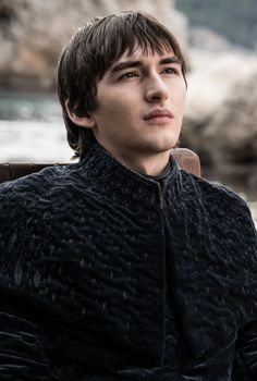 """Isaac Hempstead Wright Thought Bran's Surprise """"GOT"""" Ending Was A Prank Game Of Thrones Poster, Game Of Thrones Series, Got Khaleesi, Maester Luwin, Isaac Hempstead Wright, Catelyn Stark, Bran Stark, Got Characters, Fan Art"""