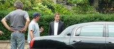 Robsten Dreams: New Fan Pictures + Fan account of Rob on the Set of Maps To The Stars July 22, 2013