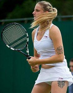 Karolina Pliskova #tattoo #tenniswoman