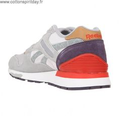 lowest price 9ad30 84bfe Reebok Gl 6000 Femme Grise