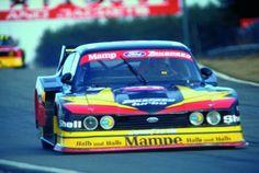 Classic Racing Car - Ford Capri Turbo Gr.5 Zakspeed - Klaus Ludwig