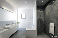LOOMA - bathroom visualisation architecture interior