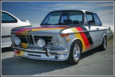BMW 2002tii -- ...and it's been all downhill for BMW since.